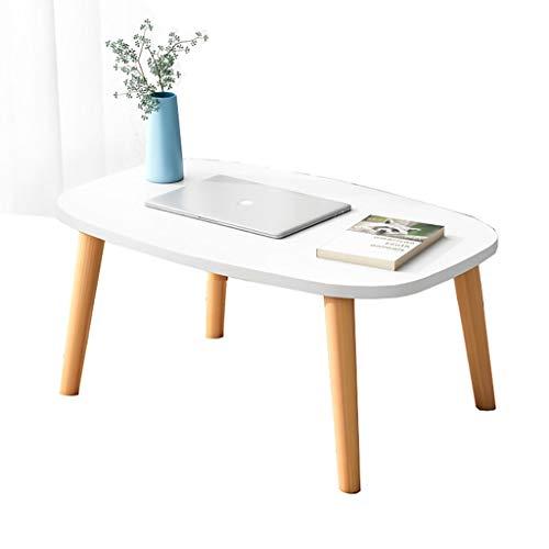 SH-tables Mesa De Centro, Mesa Baja Nórdica/Mesa De Café/De Mesa/Mesa De Comedor Pequeño, para Sala De Té De Bedrama De Tatami, 2 Colores (Color : A)