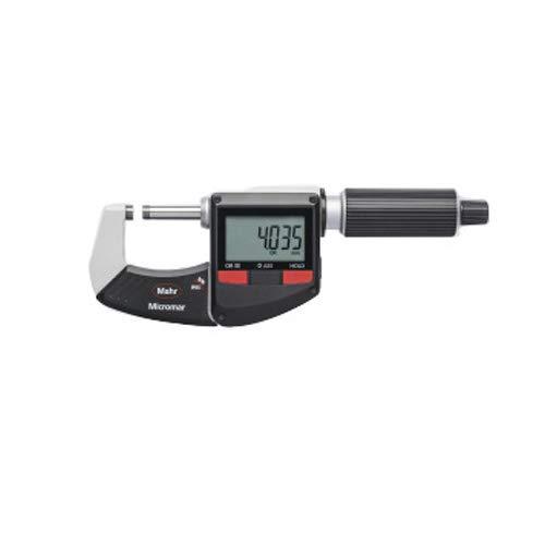 Mahr 4157012 Micromar 40 Ewr - Micrómetro digital, rango de 25-50 mm
