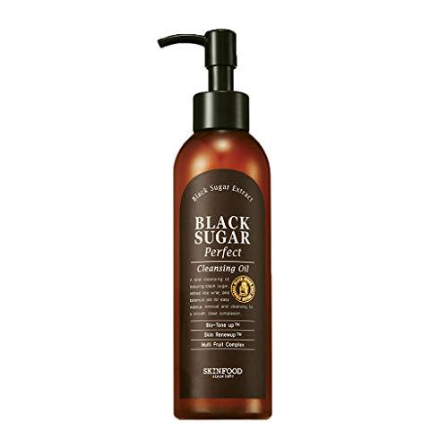 SKIN FOOD Black Sugar Perfect Cleansing Oil 6.76 fl.oz.