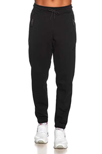 Nike Men's M NSW TCH FLC PANT OH Sport Trousers, Black/(Black), M