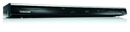 Toshiba SD5010KE Slim Line DVD-Player (1080p HDMI Ausgang, USB) schwarz