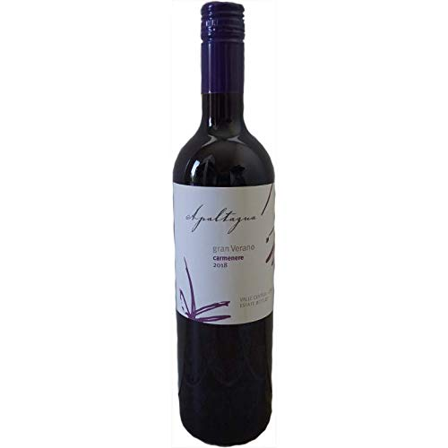 """Apaltagua""""gran verano"""" 2018, Vino Tinto Chileno, en lotes de 3 botellas de 75cl"""