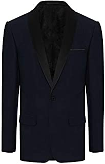 Tarocash Men's King Tuxedo Jacket Polyester Blend Sizes Small - 5XL for Going Out Smart Occasionwear