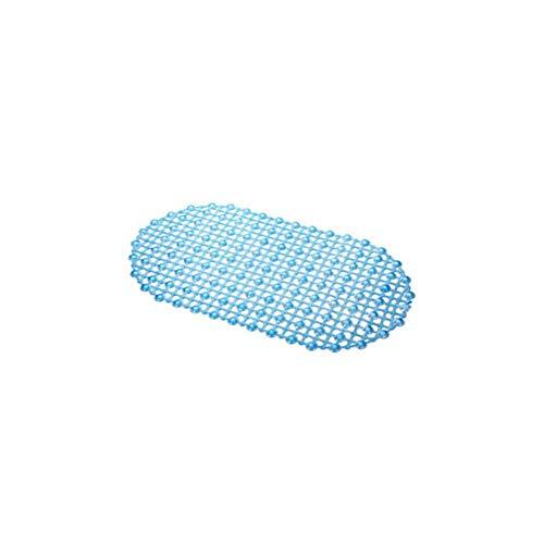 Tapis de Sol en PVC antidérapant |Produits for Baignoire-Douche Nouveau Tapis de Sol Transparent et de Bulle de sécurité, Tapis de Salle de Bains de 67x37cm