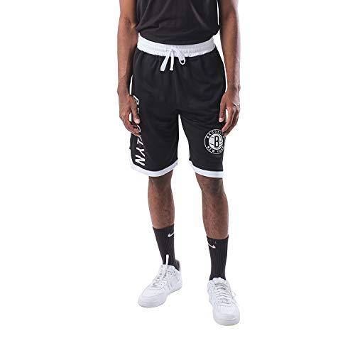 Ultra Game NBA Boston Celtics - Kyrie Irving Mens Active Mesh Basketball Short, Team Color, X-Large