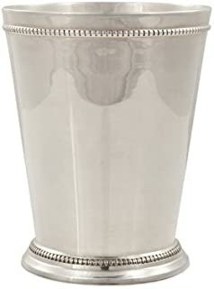 Stainless Steel Pint, Old Kentucky Home Mint Julep Cup Wide Mouth Pint Jars