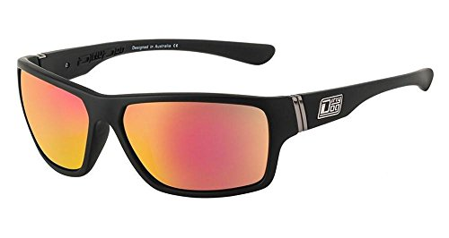 Dirty Dog Storm Sunglasses Polarized - Satin Black