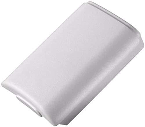 ITSTUFF Batteriefach Akku Gehäuse Deckel Cover für Gamepad Xbox 360 Controller - Weiss