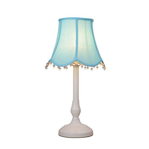 Chambre D'Enfant Style Européen Lampe De Table Minimaliste Garçons Et Filles Rose Princesse Chambre Chevet Lampe De Table Décorative E27 XXPP