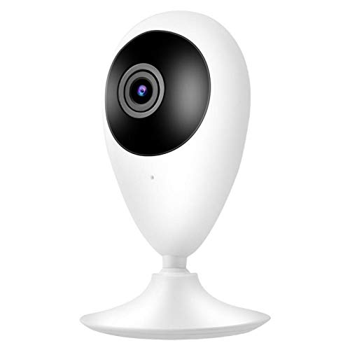 FOLOSAFENAR Cámara de vigilancia Cámara de Seguridad 720P HD para oficinas con(European Standard (100-240v))