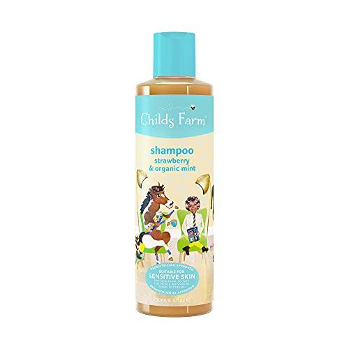 Childs Farm - Children's Shampoo, Gently Cleanses, Sensitive Scalp & Skin,...