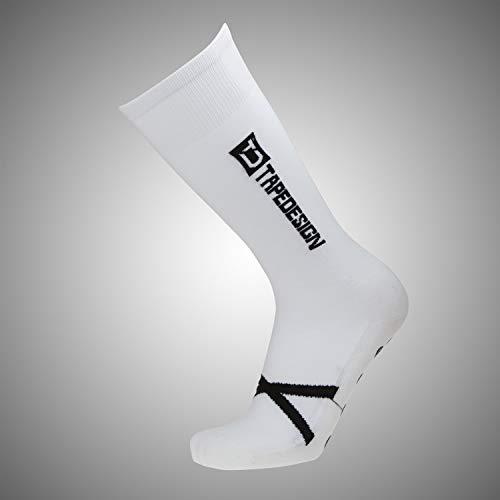 Tapedesign Allro& Long Socken, White, One Size