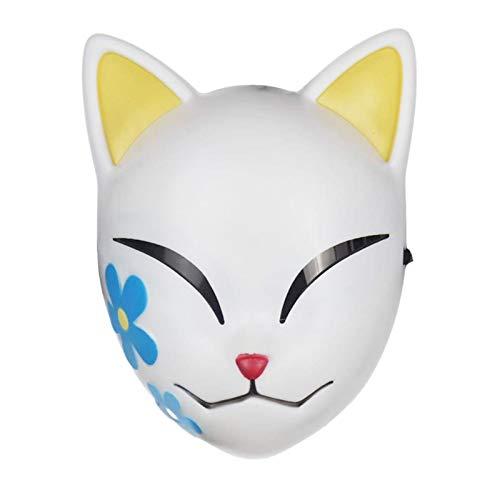 Accesorios De Cosplay De Gato Japons, Accesorios De Cosplay De Animales, Tocado De Gato Zorro Para El Disfraz Decoracin De Mascarada De Carnaval, Tocado De Anime Japons, Accesorios De Rendimiento
