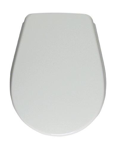Sanitop-Wingenroth 04586 5 WC-Sitz passend zu Filou, Whizzy und Scara-Ceravid, Weiß