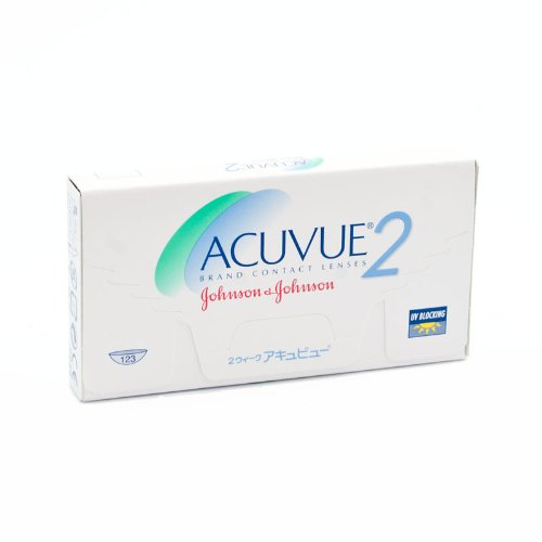 Johnson&Johnson Acuvue 2-6er Box (-3.75 / BC 8,7), Kontaktlinsen