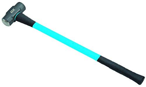 OX Trade Fibreglass Handle Sledge Hammer - 7 lb