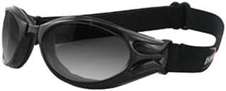 Bobster 312200 Igniter Goggles, Black Frame, Anti-Fog Photochromic Lens