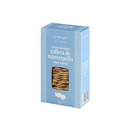 TEA SHOP - Alimentación - Galletas - Galletas Originales de Mantequilla - 85g