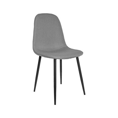ZONS - Set mit 2 Stockholmer Stühlen, grau