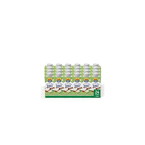 Isola Bio Crema Para Cocinar De Arroz Bio (25 X 200Ml) 4800 g