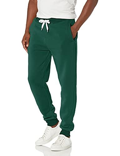 Southpole Men's Active Basic Jogger Fleece Pants-Reg and Big & Tall Sizes