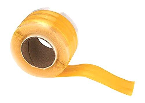 Titebond Titebond TiteWRAP spanband flexibel, te gebruiken in plaats van lijmklemmen, houten klemmen voor lijmstrips (bijvoorbeeld 4 stoelpoten), 1,9 cm x 2,28 meter, 300% elastiek