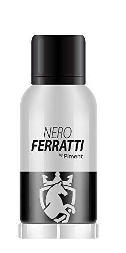 Desodorante Corporal, Nero Ferratti, Piment, 120 Ml, Piment