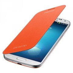 elcosmo EF di fi950bo Original Samsung i9500Galaxy S4Flip Case–Arancione