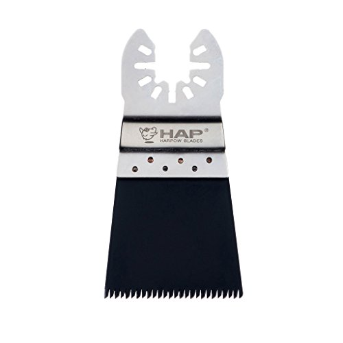 Cheapest Price! Harpow 50 pieces Precision Japanese blade with stianless holder, 45mm,power oscillat...