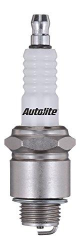 Autolite 303 Copper Resistor Spark Plug, Pack of 1