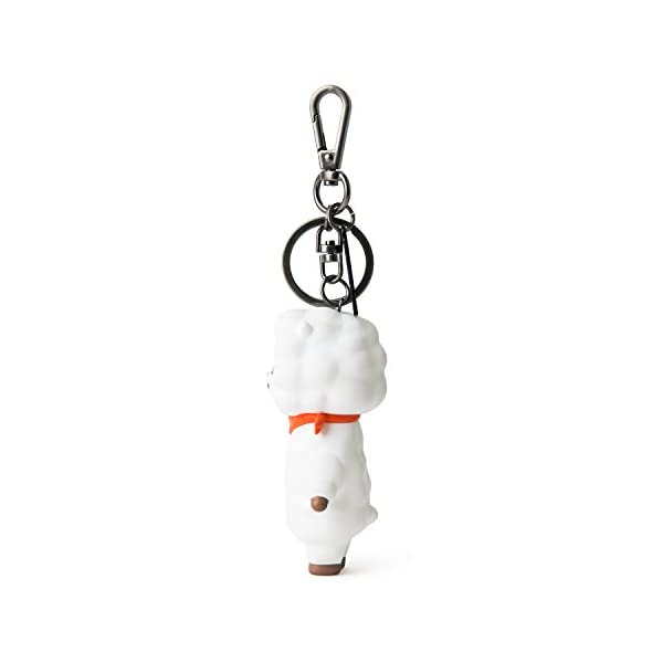 BT21 Official Merchandise by Line Friends – RJ Keychain Ring