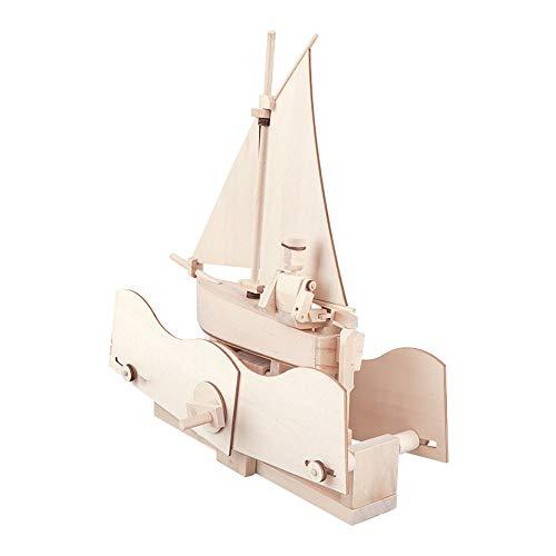 Yifuty Matrose Modell Kinder DIY Spielzeug Dreidimensionale Montage Montieren Spielzeug über 9 Jahre Alten Spielwaren aus Massivholz