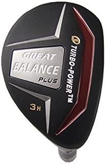 Senior Big Tall Golf Club #3 Hybrid XL Extra Long +2 1/2 Over Mens Standard Length Great Balance Plus Right Hand Senior
