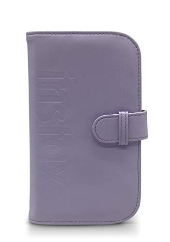 Fujifilm Instax Mini Wallet Album - Lilac Purple