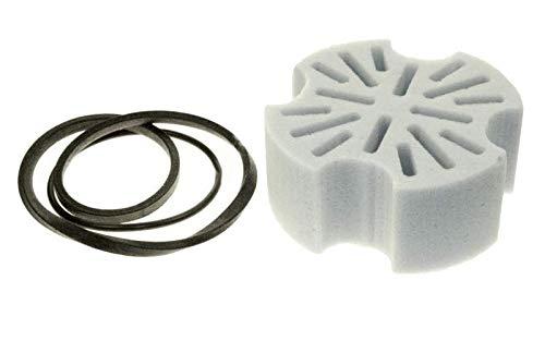 Filtro acústica referencia: 22365300para aspiradora limpiador NILFISK Advance