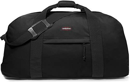 Eastpak - Bolsa de viaje, 84 cm, color negro