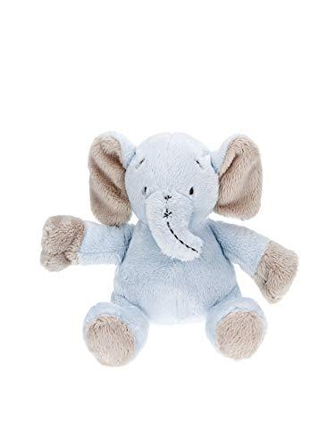 Peluche Petit éléphant Bleu pour Nouveau-né