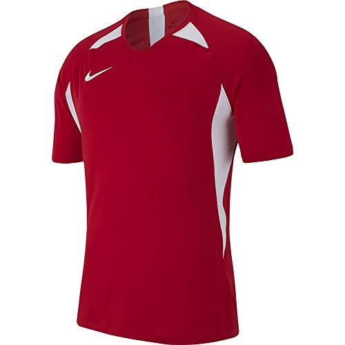 Nike Dri-Fit Striker V Men's Soccer Jersey,University Red/White/White/White,2XL