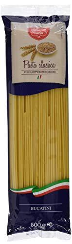 mamma lucia Pasta Bucatini - Makkaroni, 20er Pack (20 x 500 g)