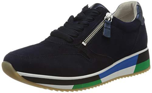 Gabor Shoes Damen Jollys Sneaker, Blau (Bluette 16), 38 EU