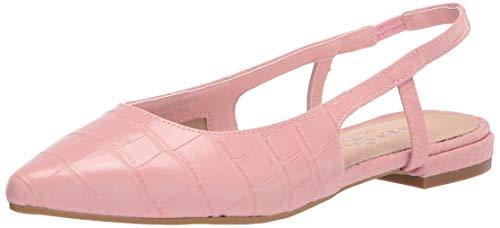 Chinese Laundry Women's Glow Ballet Flat, Pink, 8