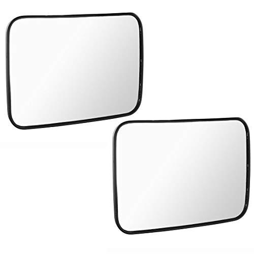Spiegel-Set | links & rechts | 314 x 228 mm | für Deutz, Fendt, Same | Spiegel | Seitenspiegel | universal | Trecker | Traktor | Schlepper | Modulspiegel