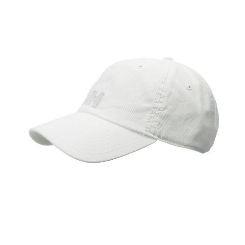 Helly Hansen Logo Cap Gorra Unisex 100% algodón para...