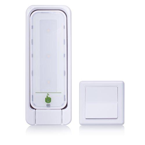 SMART LIGHT Touch-LED-Leuchte, ausrichtbar mit zusätzlichem Dip-Schalter Batteriebetrieben, 0,3 W, 23 lm, warm weiß 7000.063