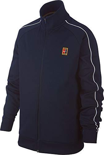 Nike Youth Nkct Warm Up Jacke für Kinder XS weiß (obsidian/White)