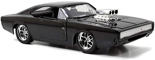 Unbekannt Fast & Furious Modellauto aus Metall - Dom's 70 Dodge Charger R/T - Länge 22 cm