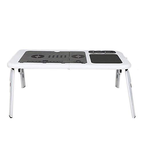 Joe Boxer Klappbaren tragbaren Laptop-Schreibtisch Ergonomic Bett Laptop PC Tisch Notebook Tisch Schreibtisch Ständer