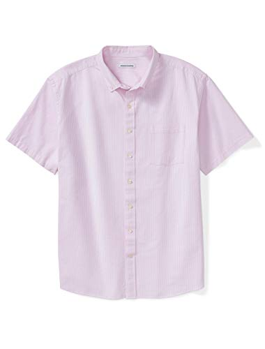 Pale Pink Button Down Shirt