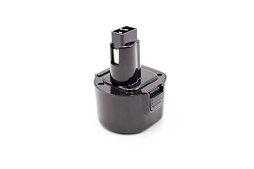 vhbw Batería reemplaza Black & Decker A9251, ELU EZWA29, EZWA30, EZWA37, PS120 para herramientas eléctricas (1500mAh NiMH 9,6V)