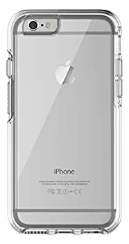 OtterBox Symmetry Series Slim Case for iPhone 6s & iPhone 6  NOT Plus  - Non-Retail Packaging -Clear Crystal